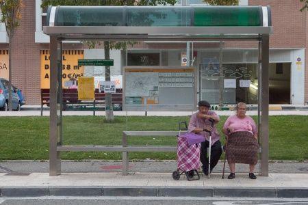 Fotografías de paradas de autobus  Fotos de bus stop
