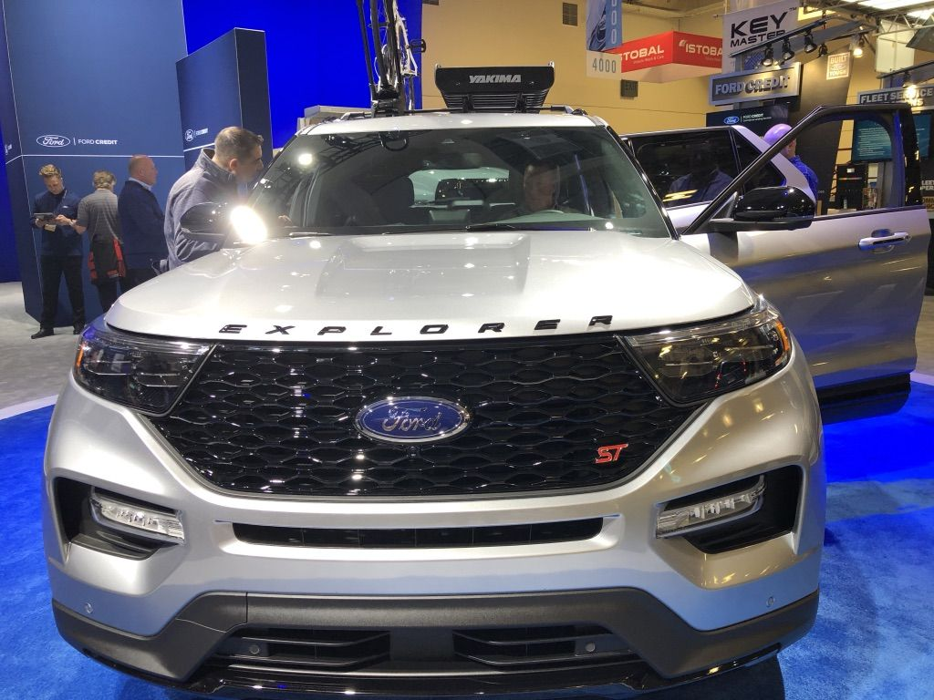 The 2020 Ford Explorer Will Be All New Inside Out Look