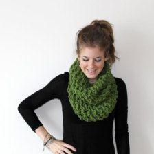 Lots of cute scarves. :)