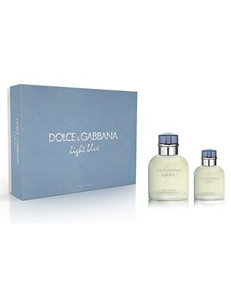 DOLCE Light Blue Pour Homme Gift Set - Cologne & Grooming - Beauty ...