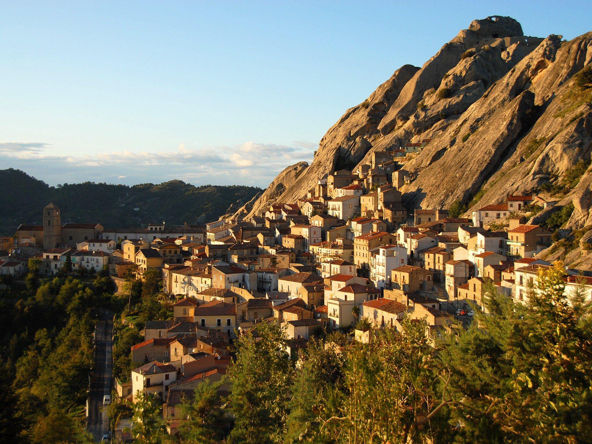 Pietrapertosa (Basilicata)