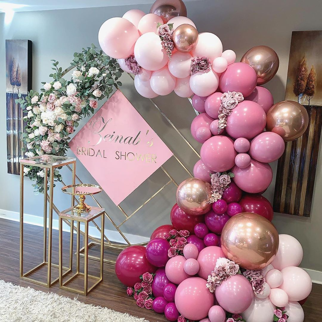 Best Balloon Party Styling Party Decoration Balloon Garland