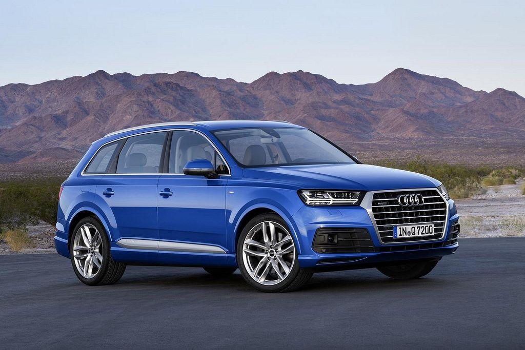 2016 Audi Q7 Design, Engine And Release Audi q7, New