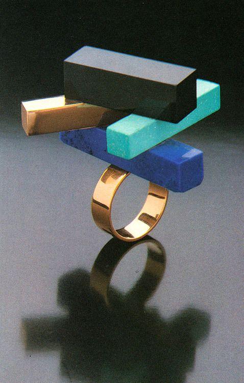 aqqindex: Ettore Sottsass, Ring | Style & Fashion ...