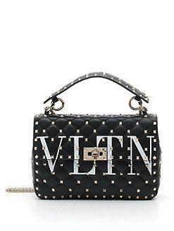 194307d9d Valentino Garavani - Medium VLTN Shoulder Bag | purses em 2019 ...