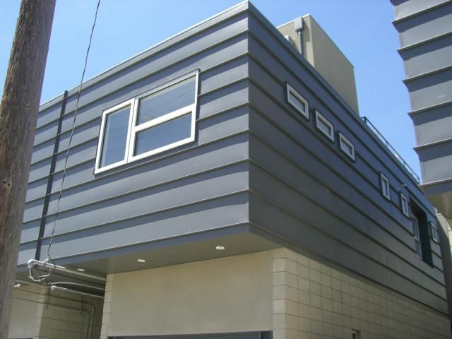 Standing Seam Metal Siding Google Search Park Town In
