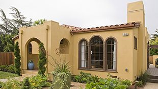 1920s spanish bungalow kohler idea homes bathroom Spanish style modular homes