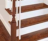 Best Vinyl Plank Stair Treads Vinyl Flooring Flooring Home 640 x 480