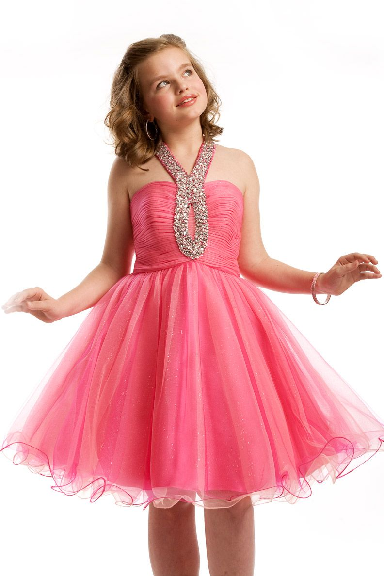 Rachel Allan Pre-Teen 1446 Party Time Preteen Pageant Collection ...