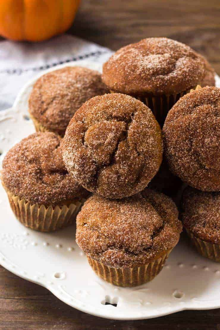 These Pumpkin Spice Muffins Are Perfect For Fall So Moist Filled