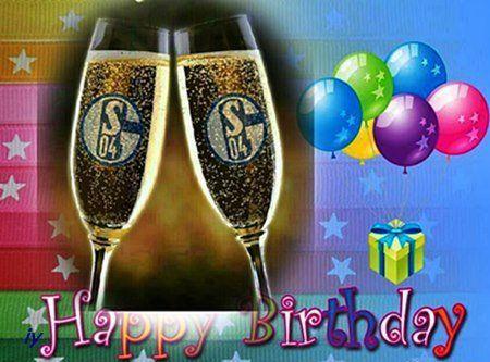 Schalke Geburtstag