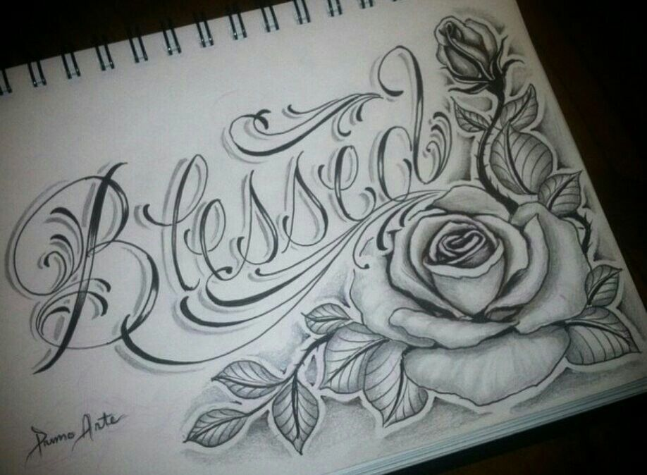 Beautiful rose tatts i would like pinterest rose for Ride or die tattoo designs
