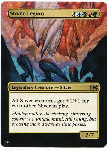 MTG The First Sliver x1 NM Modern Horizons Magic the Gathering