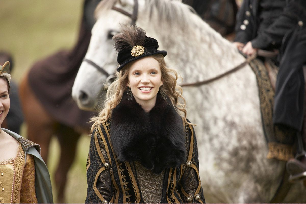 Catherine Howard | The Tudors | Pinterest