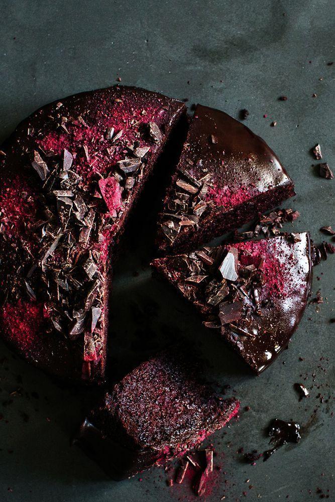 Rote-Bete-Schoko-Kuchen | KRAUTKOPF