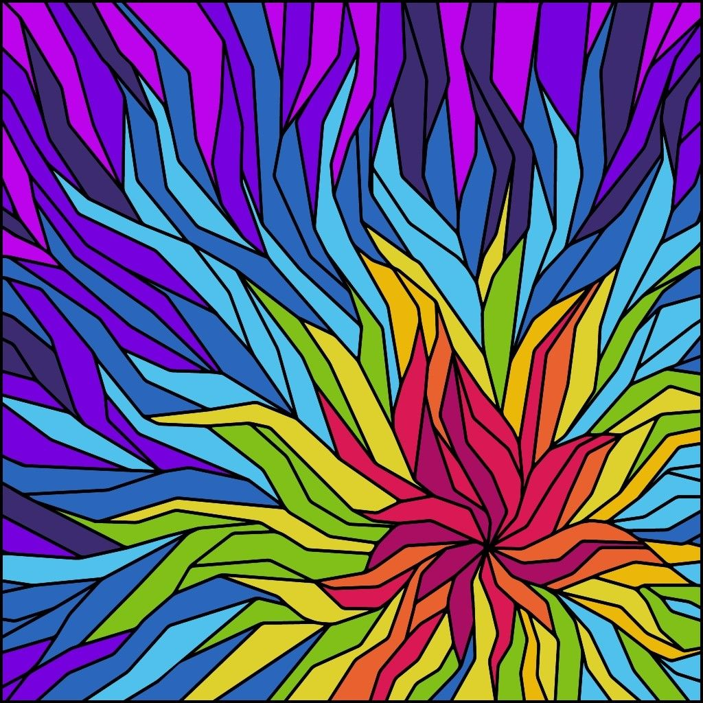 Colorbynumber Glas In Lood Kleuren Glas