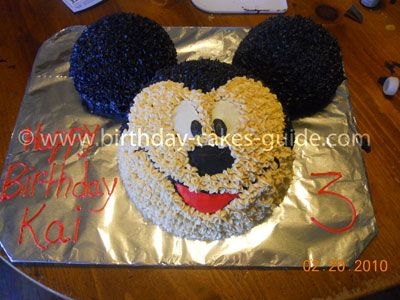Easy Mickey Mouse Cake Ideas Mickey Mouse Cake Ideas Designs and