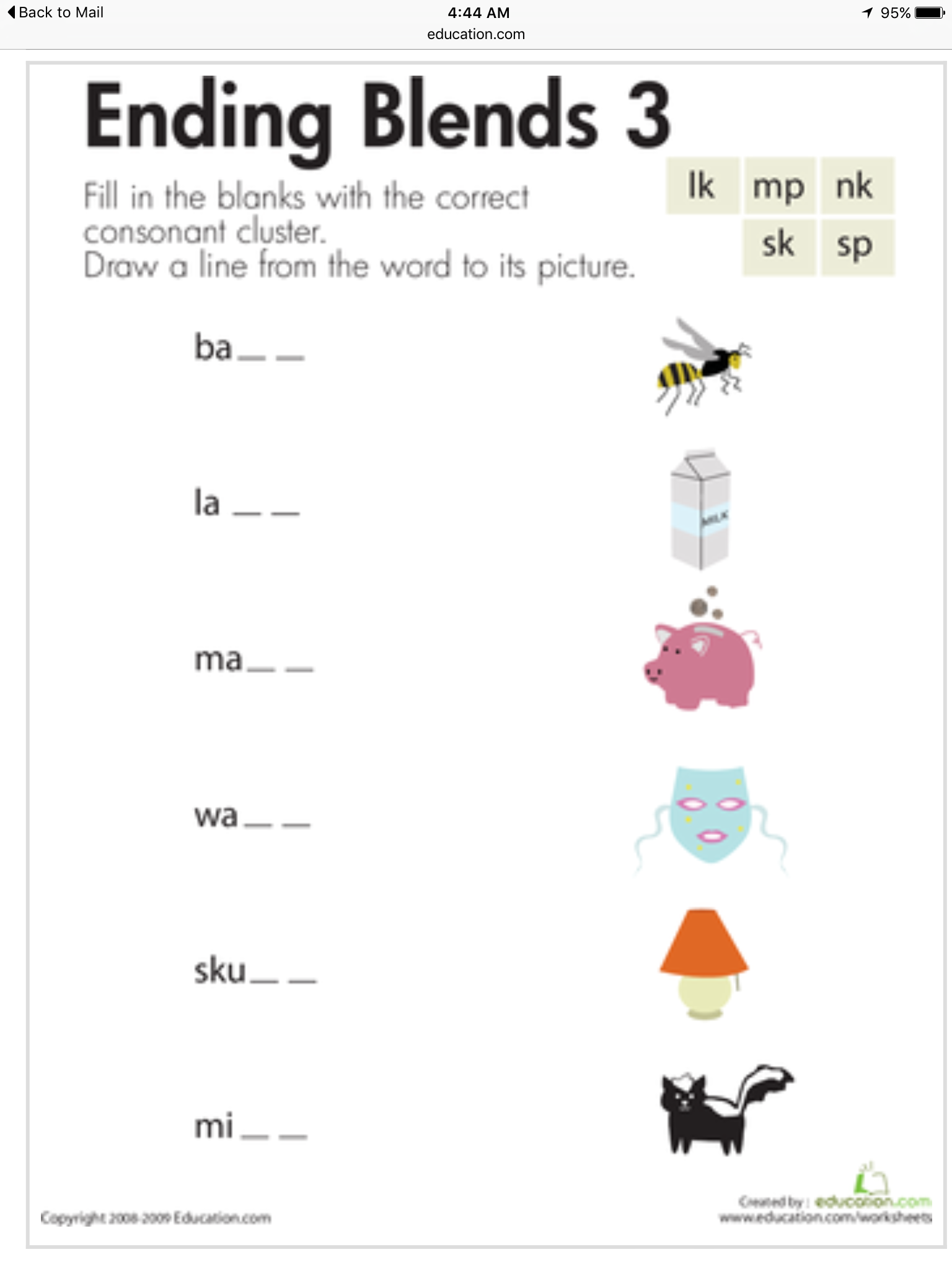 worksheet Ending Blends Worksheets pin by helen creese on speech therapy pinterest the words this first grade reading worksheet are not complete kids choose correct ending blends from boxes and write