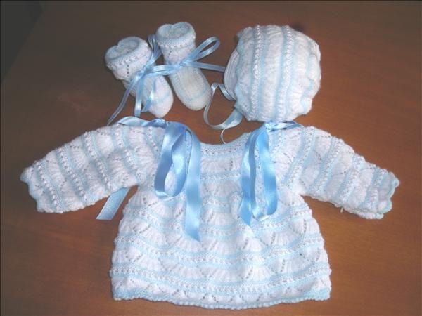 Como hacer chaquetitas de bebe hechas a mano buscar con - Patrones jerseys de punto hechos a mano ...
