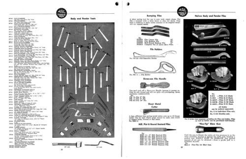 54-Antique-1954-MAC-General-Specialty-Auto-Tools-Manual-Catalog-54 - sample instruction manual template