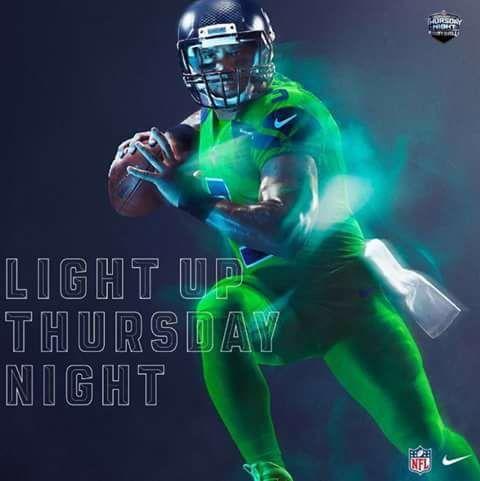 Seattle Seahawks | Action Green | Thursday Night Football