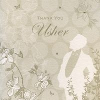 Enchanted Days Usher Card | The Bridal Gift Box | Wedding & Bridal Gifts