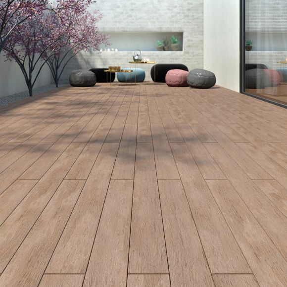 Imagen suelo de exterior suelo de madera pucte de leroy for Poner suelo terraza exterior