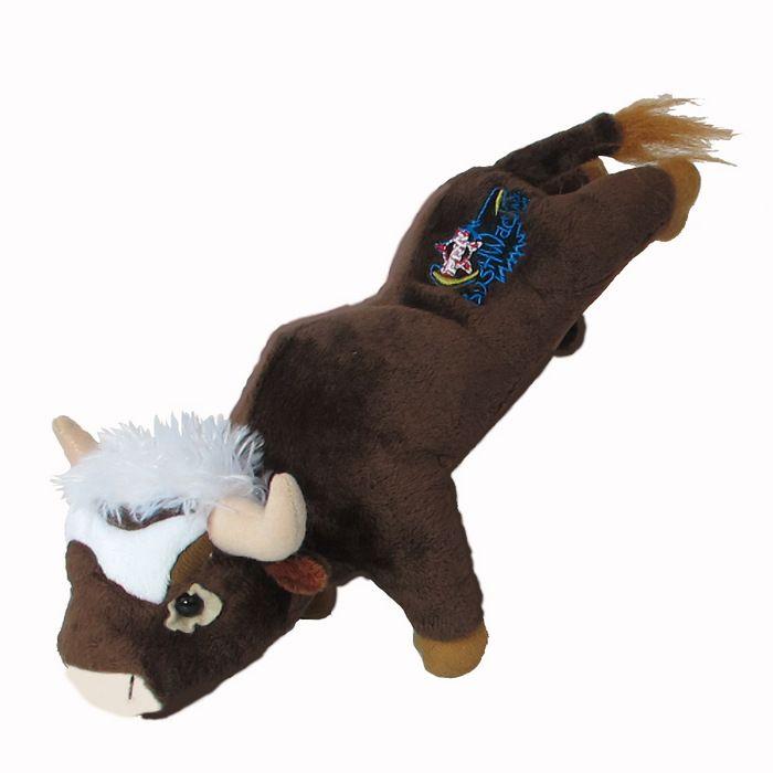 Bushwacker Plush Bull | PBR Gear | Bull riders ...