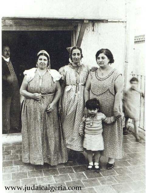 """Alger, """"Les Français nous ont pris nos juifs, ils nous"""