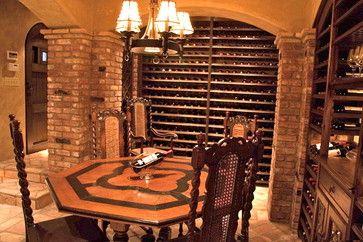 Wine Cellar La Jolla CA traditional-wine-cellar & Wine Cellar La Jolla CA traditional-wine-cellar   Wine cellar ...
