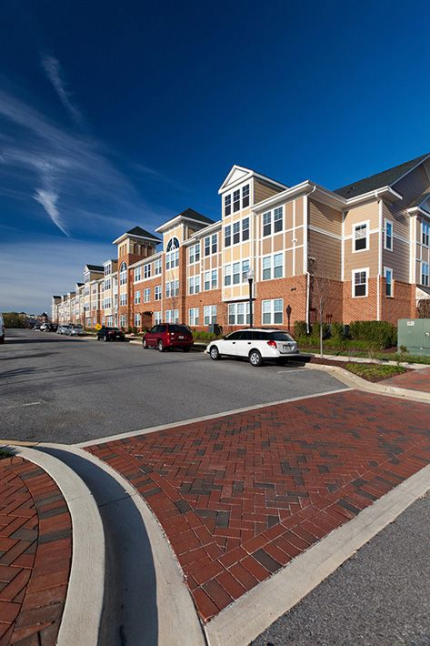 West Chester At The Pavilions Waldorf Md Red Bridge And Laurelton Brick Glengery Luxuryapartments Brick Brick And Stone Brick Luxury Apartments