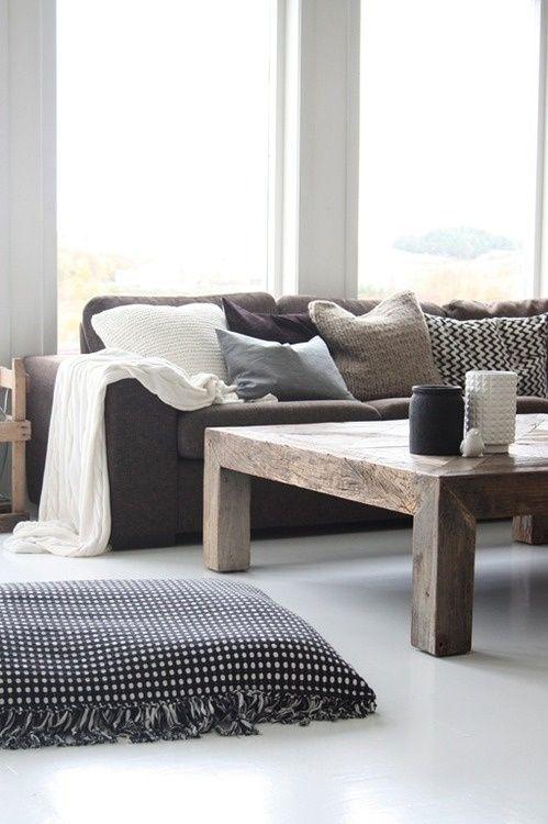 45 Beautiful Scandinavian Living Room Designs