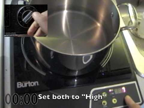 Induction Vs Electric Cooktop Youtube Electric Cooktop Cooktop Induction