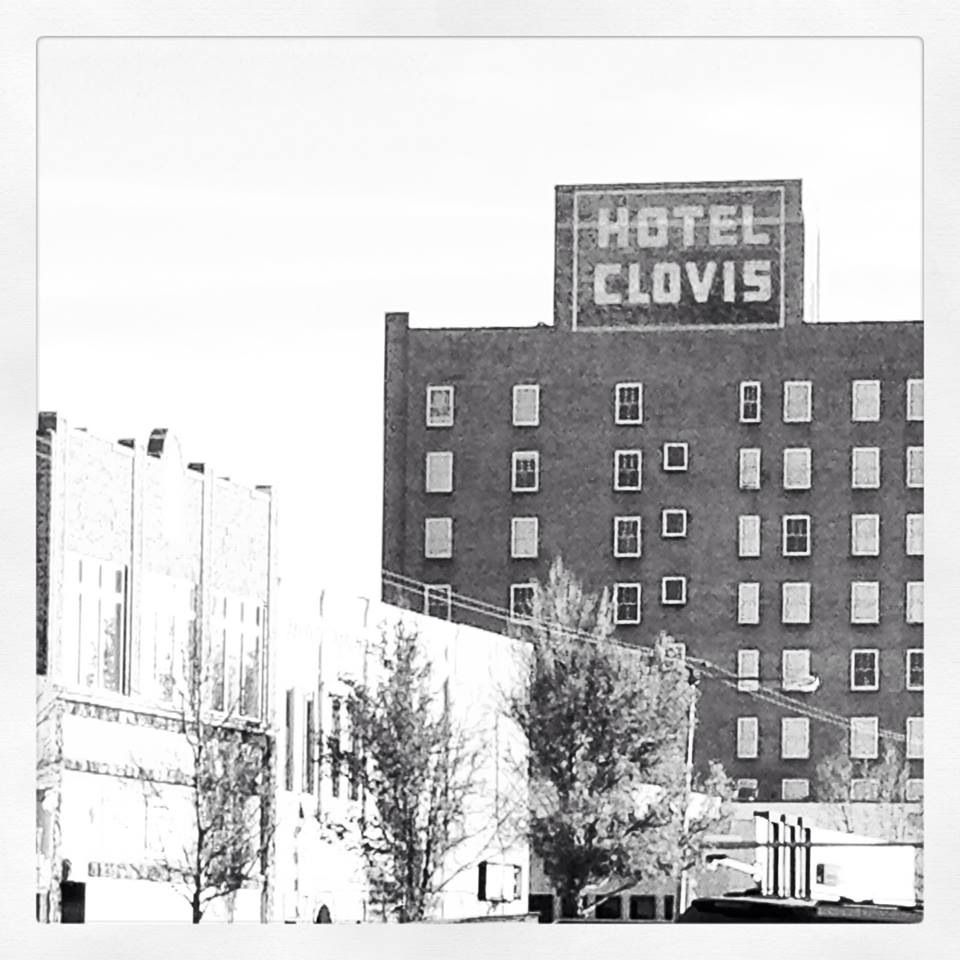 Clovis Nm Historical Hotel