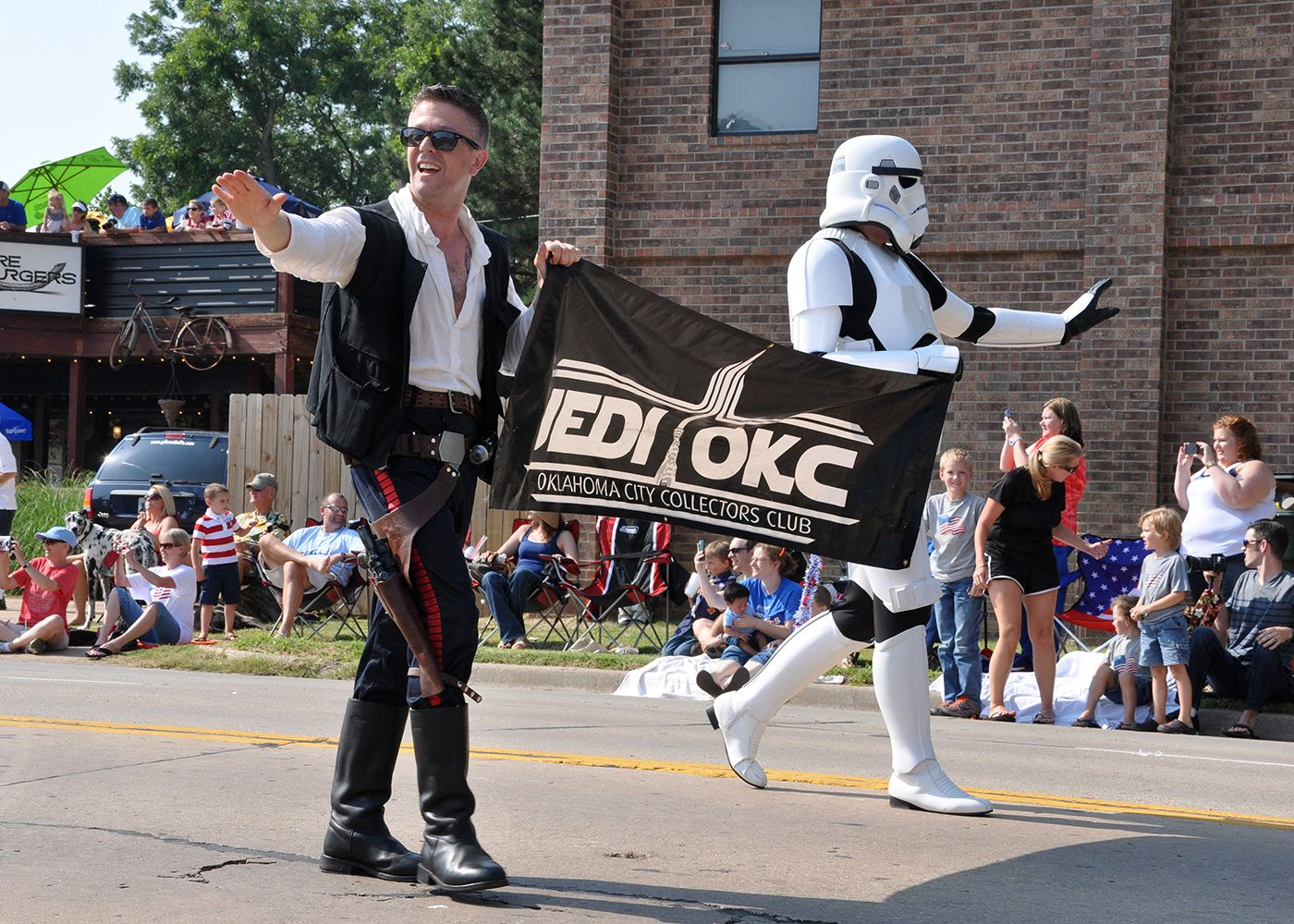 2013 LibertyFest Parade