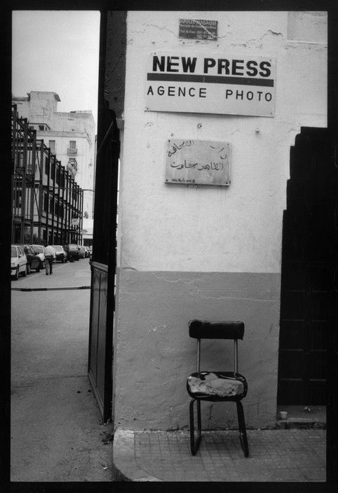 Raymond Depardon, Algiers, 1999