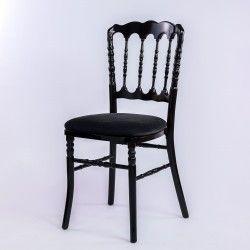 Chaise Napoleon Noire Chaise Bois Noir Et Idees Pour La Maison