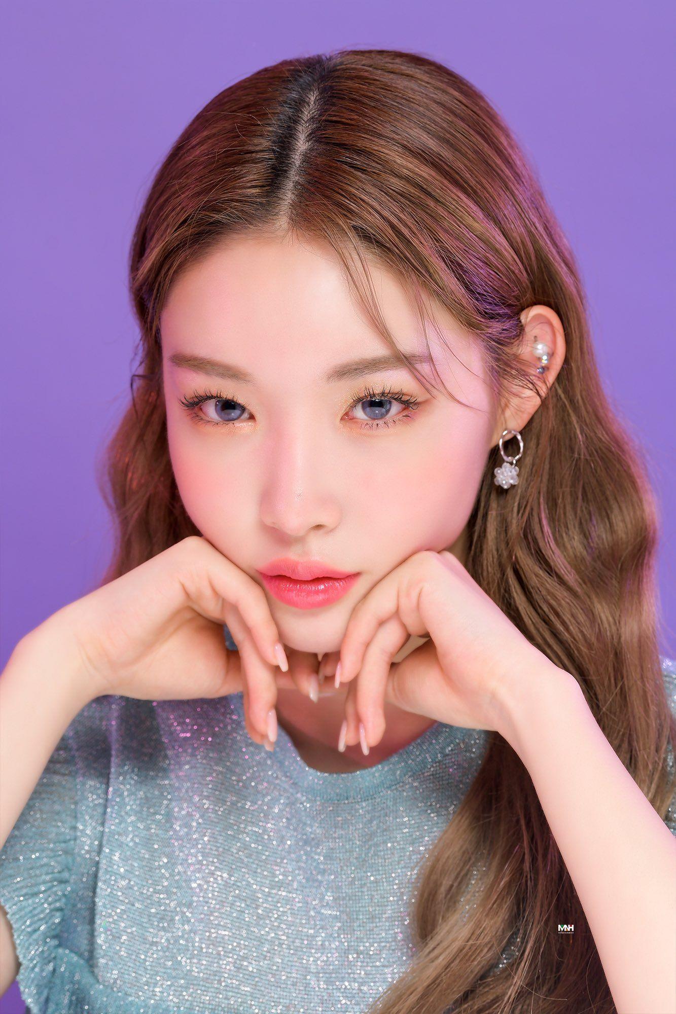 CHUNG HA on Twitter | Korean makeup look, Ulzzang makeup, Korean natural  makeup