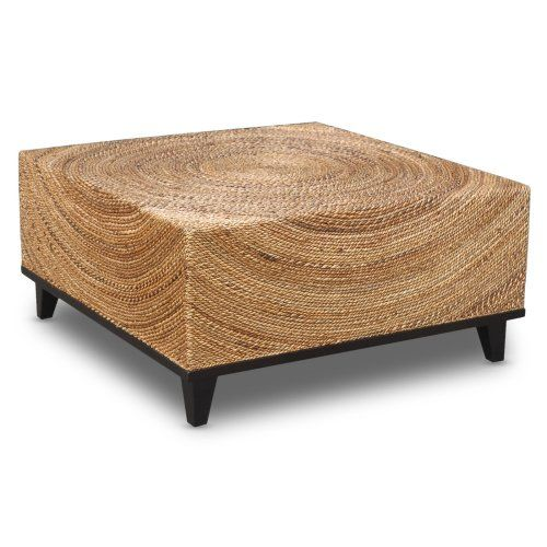 From The Foundary Cypress Cocktail Table Just Used This Amazing - Banana leaf coffee table