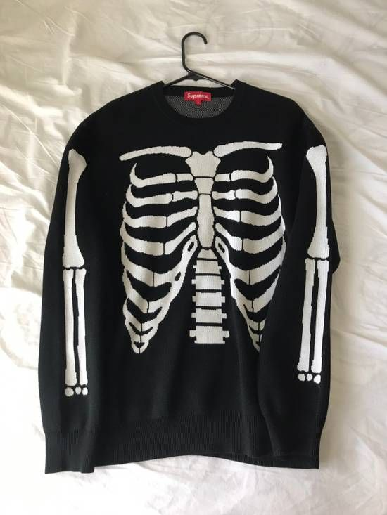 7cc7cf4b309 Supreme Bones Crewneck Size l - Sweatshirts   Hoodies for Sale - Grailed