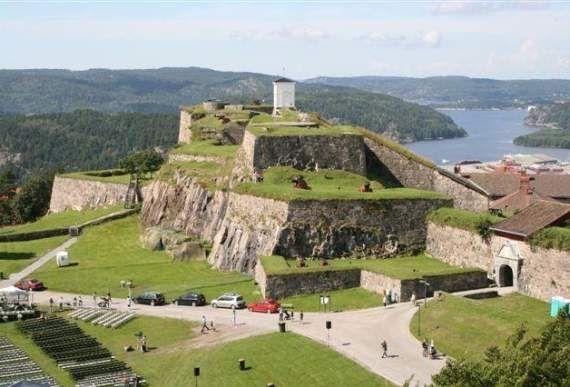 Fredriksten - king of fortresses