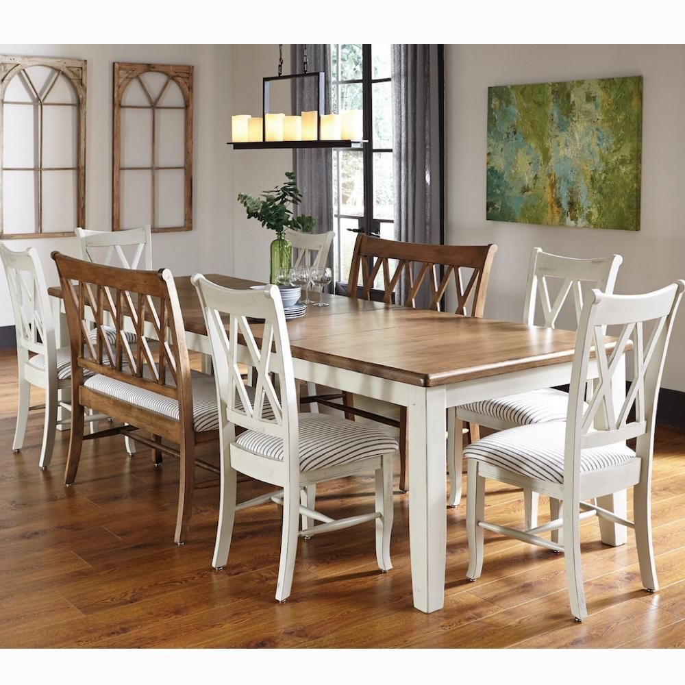 Select 9 Piece Solid Wood Dining Room By John Thomas Solid Wood Dining Room Wood Dining Room Dining Room Makeover