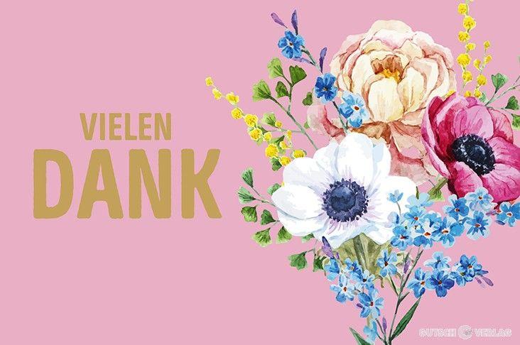 Pin Von Gerlinde Kuka Auf Danke Mit Bildern Dankeschon Spruche