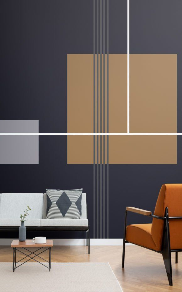 3 Wallpaper Designs Inspired By Wes Anderson Geometric