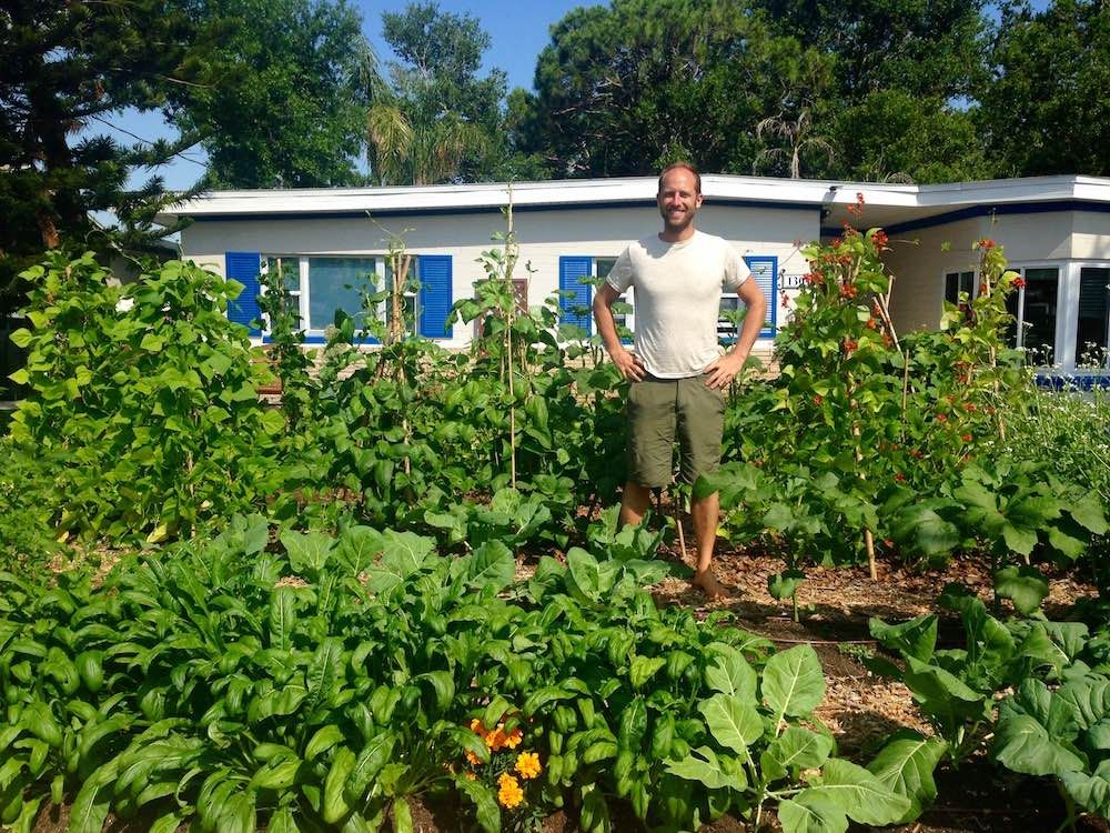 Rob Greenfield's Guide to Gardening for Beginners in ...