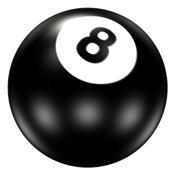 Ball 8 Icon Png 256 256 Pool Balls Pool Hacks Pool Coins