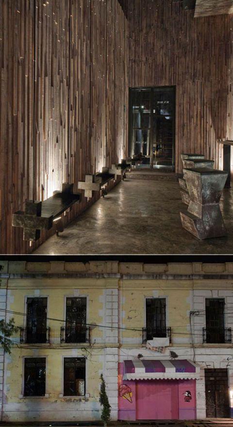 The L Atitude Girls Guide To Mexico City Architecture Design Architecture Design
