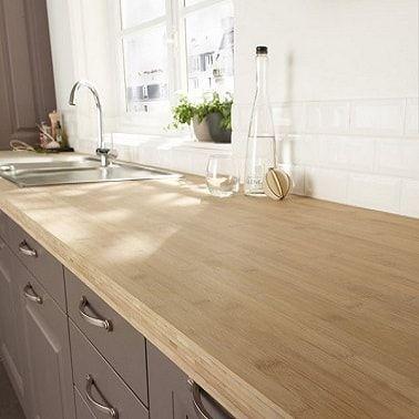 les 25 meilleures id es de la cat gorie plan de travail bambou sur pinterest vier de cuisine. Black Bedroom Furniture Sets. Home Design Ideas