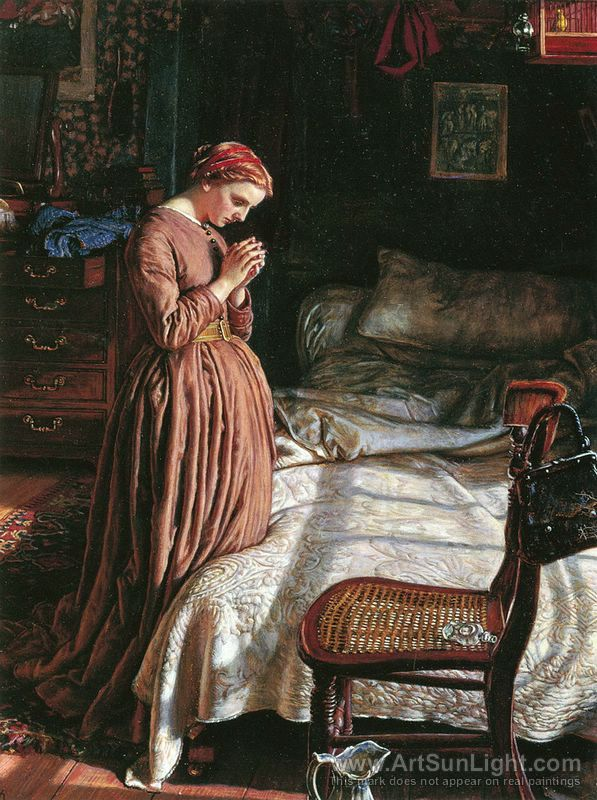 Morning Hunt 1866, William Holman Hunt