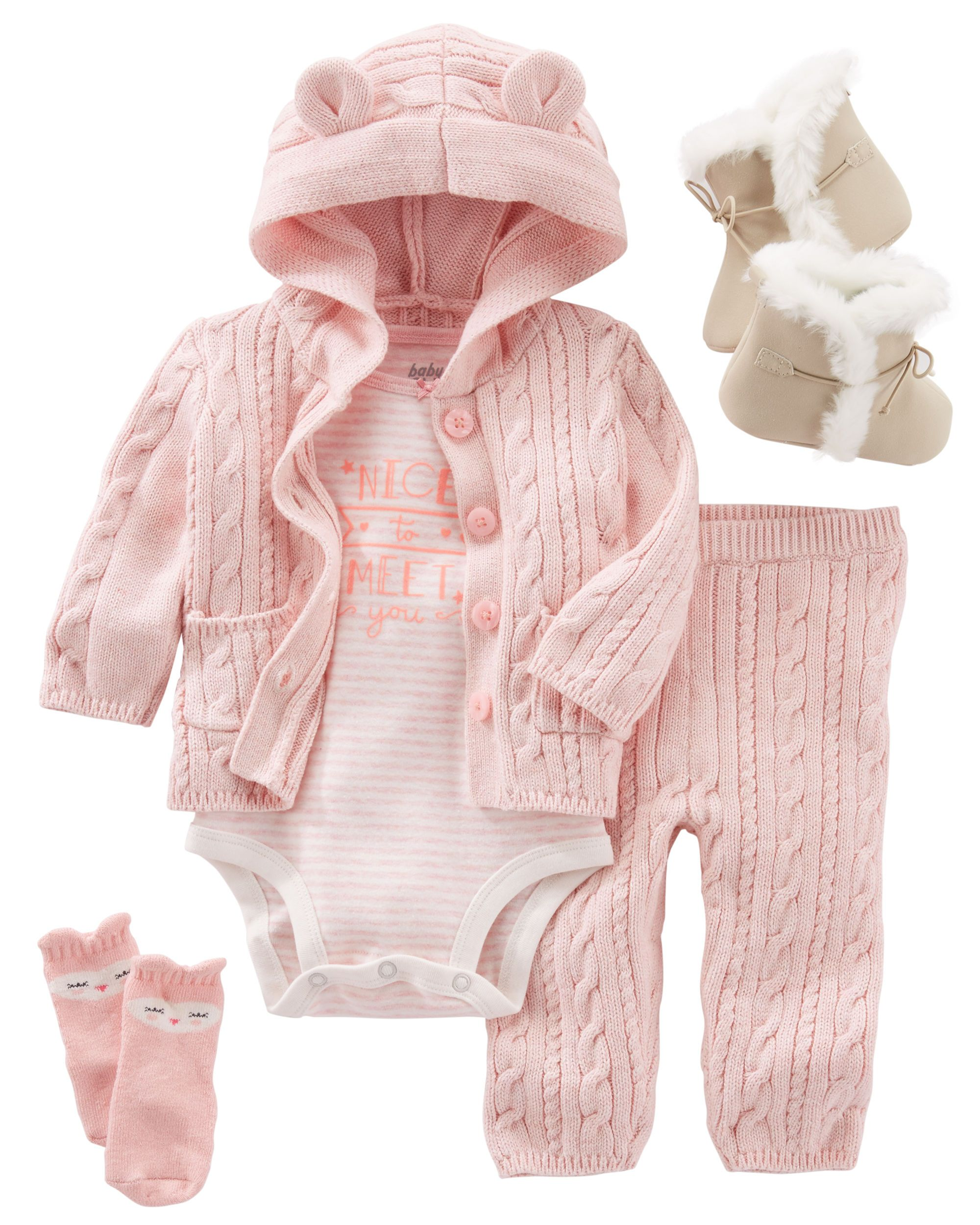 Baby Girl OKF17JULBABY2 | OshKosh.com | Bebes | Pinterest | Para ...